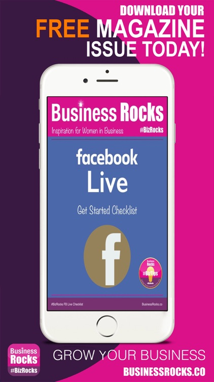 Business Rocks Magazine