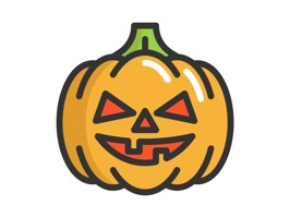 Add fun Halloween stickers to your messages