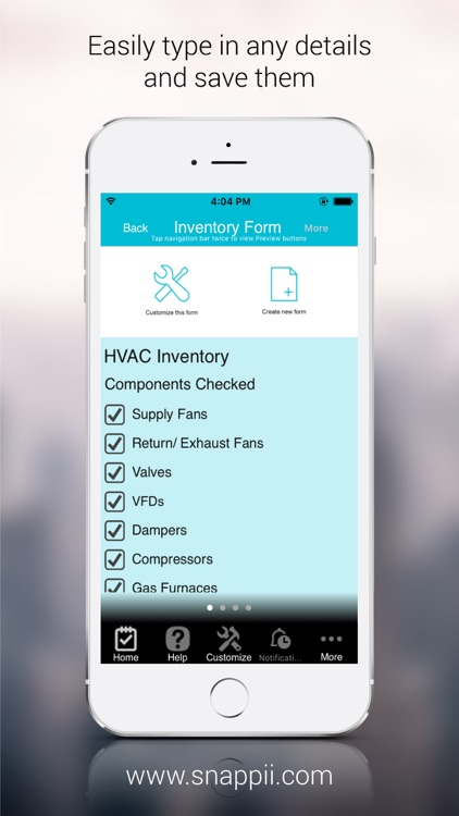 HVAC inventory screenshot-1