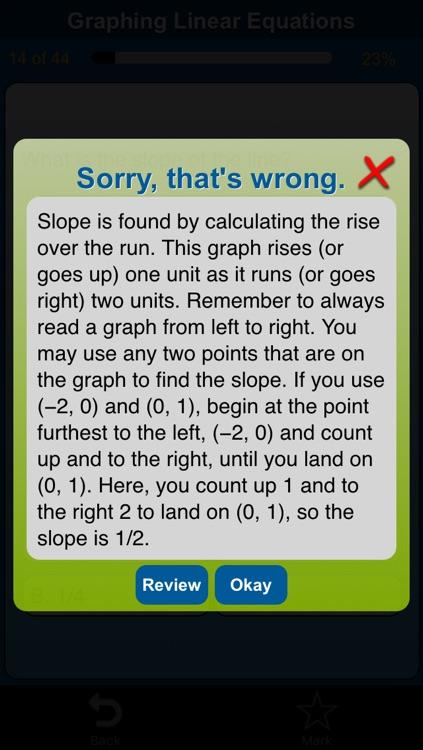 meStudying: Algebra 1 screenshot-3