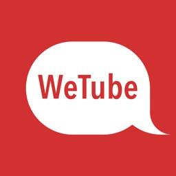 WeTube - Watch videos with friends