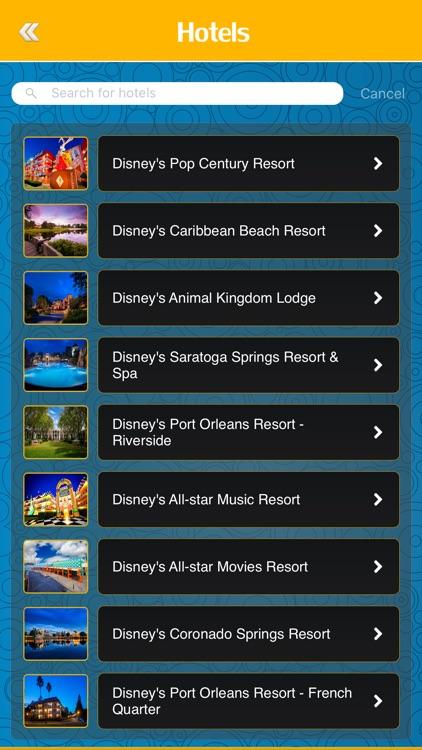 Best App for Magic Kingdom Park screenshot-3