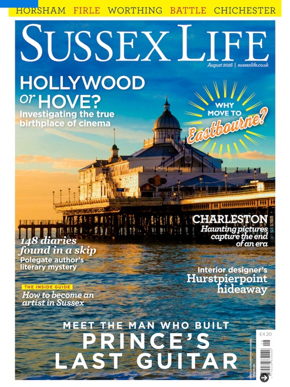 Sussex Life Magazine: Stunning Properties – Arts & Culture - Food & Drink Inspiration & Local Events-ipad-0