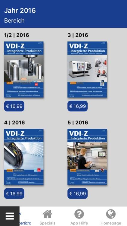 VDI-Z - Zeitschrift