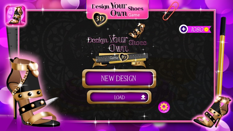 Design Your Own Shoes 3d Top High Heels Designer And Fashion Stylist Game For Girls By Dimitrije Petkovic