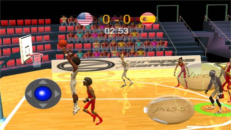 Basketball World 2016