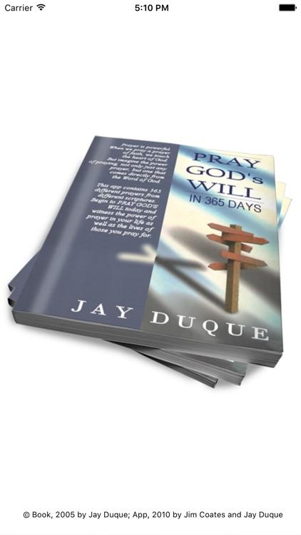 Pray God's Will - In 365 Days