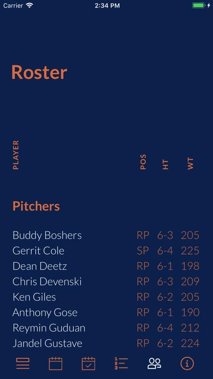Go Houston Astros! screenshot-4