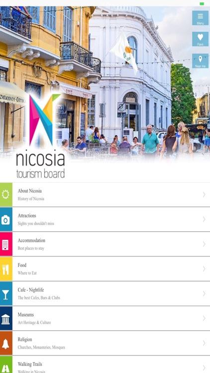 Nicosia Tourism Board