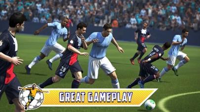 Indoor soccer – football Dream league journey screenshot one