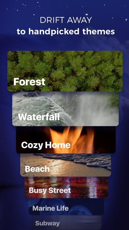 Sleep Timer & Nature Sounds screenshot-3