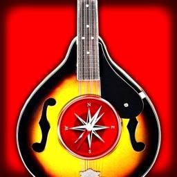 Mandolin Chords Compass: learn the chord charts