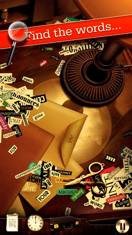 MysteryMessages -Hidden object, Puzzle & Word game screenshot-0