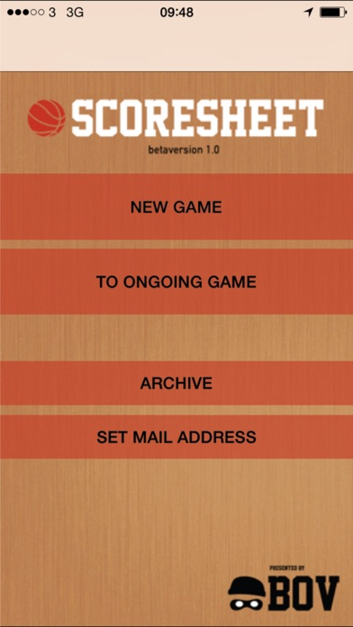 App Shopper: Basketball scoresheet (Sports)