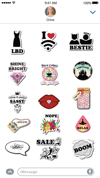 Fab Stickers screenshot-0