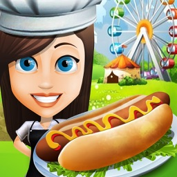 Theme Park Food Court Fever - Master-Chef Cooking