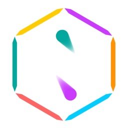 Hex Reflex - Impossible Color Reaction! Brain Stimulation Game