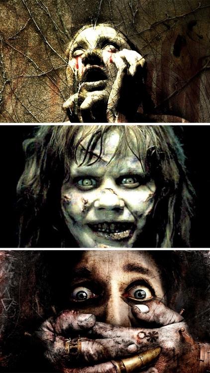 Horror Wallpapers - Creepy Backgrounds & Wallpaper screenshot-3