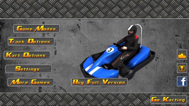 Go Karting Outdoor Free screenshot-4