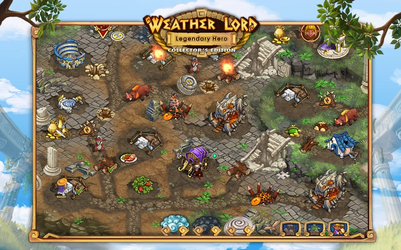 Weather Lord: Legendary Hero Collector's Edition screenshot 3