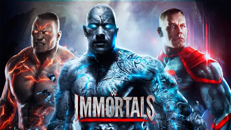 WWE Immortals screenshot-0