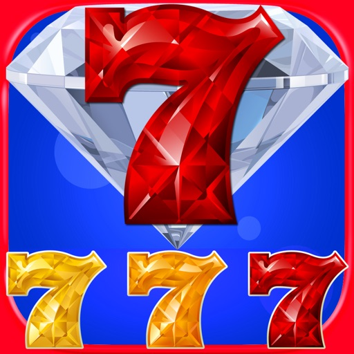 Diamond Double 7's - Classic Vegas Casino Slots FREE