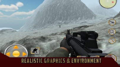 Modern War FPS Shooting screenshot 2