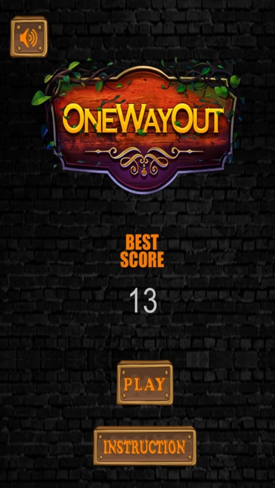 One Way Out Game Pro Screenshot 1