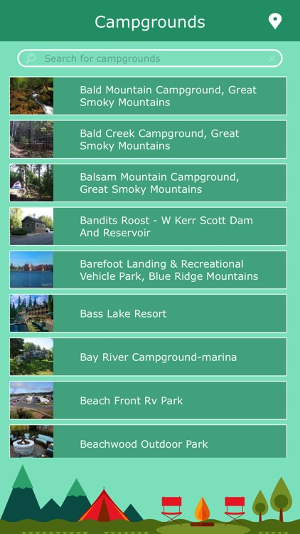 North Carolina Camping Guide