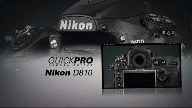 Nikon D810 from QuickPro HD