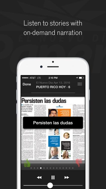 El Nuevo Día ePaper screenshot-3