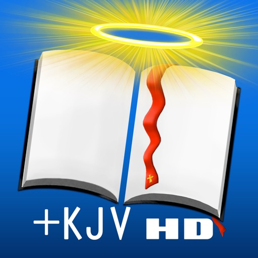 Touch Bible HD -  KJV + Strongs Concordance, Offline Bible & Lexicons