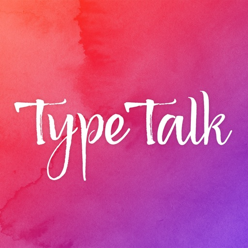 TypeTalk Stickers