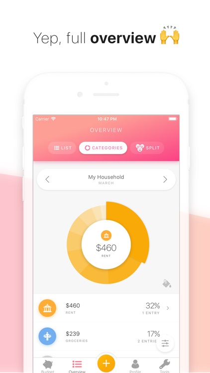Buddy - Easy Budgeting screenshot-5