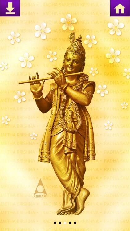 Radhe Sametha Krishna