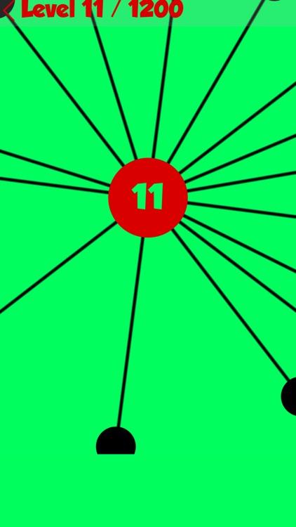 Crazy Ball Shoot Jump the Circle Wheel screenshot-3
