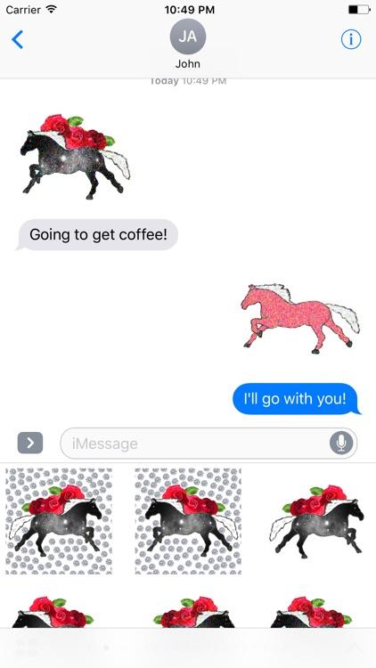 Horses and Glitter screenshot-4