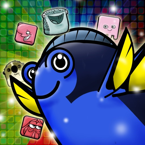 Kids cute blast puzzle mania - match 3 games for dory