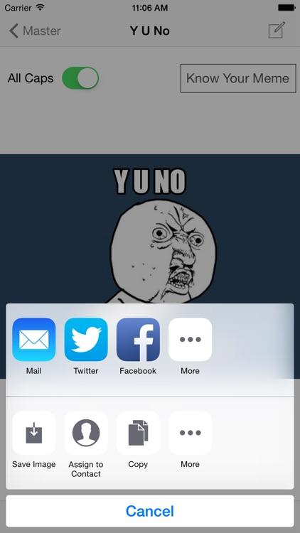 Make a Meme+ screenshot-3