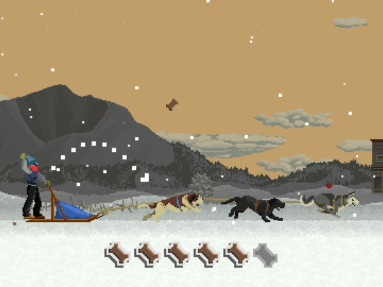 Screenshot #4 for Dog Sled Saga