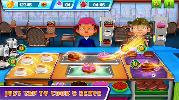 Crazy Master Cooking Chef Pro