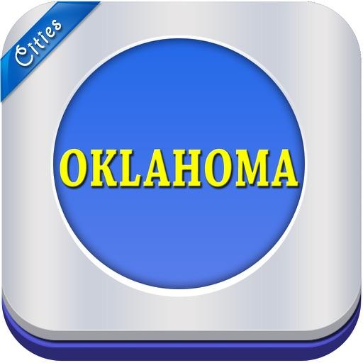 Oklahoma Offline Map Travel Guide