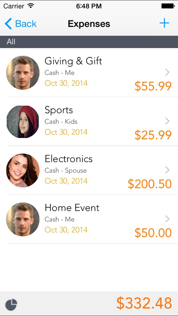 ‎Daily Expenses -Pocket Edition on the App Store