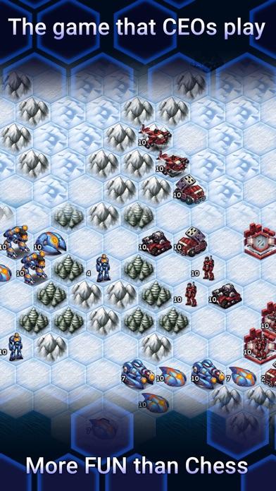 UniWar: Multiplayer Strategyのスクリーンショット1