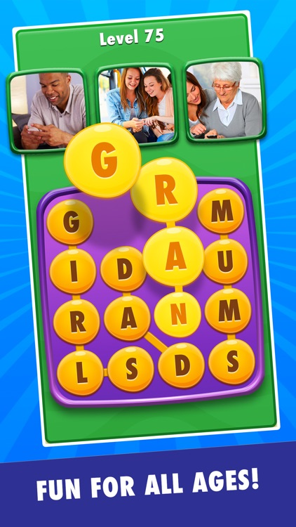 WordNerd - The picture puzzle game for word nerds screenshot-3