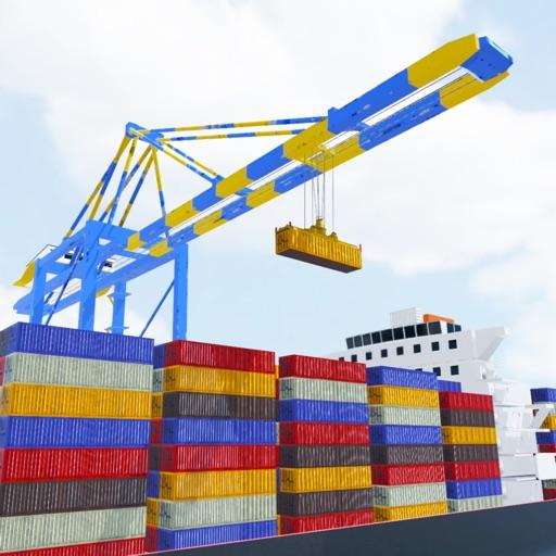 Harbor Crane Challenge icon