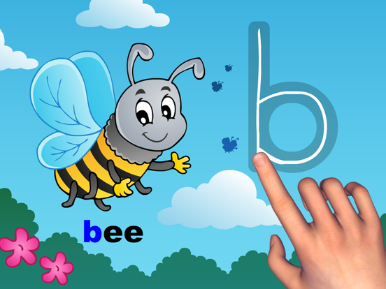 First Words School Adventure: Animals • Early Reading A to Z - Letters Recognition, ABC Spelling, and Alphabet Learning Game for Kids (Kindergarten, Toddlers, Preschool) by Abby Monkey® screenshot
