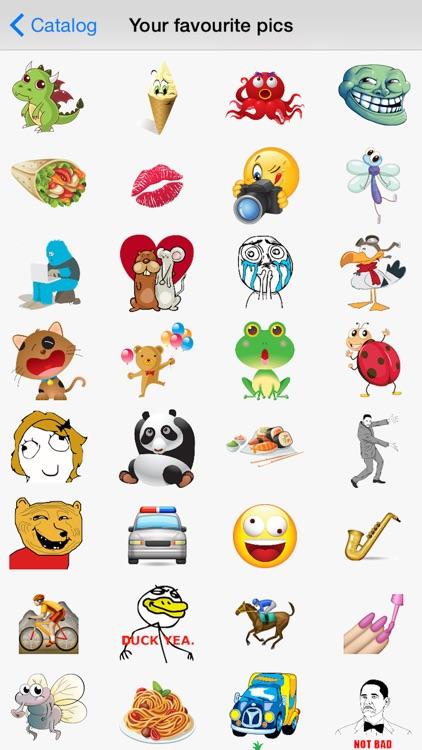 Emoji Catalog Premium