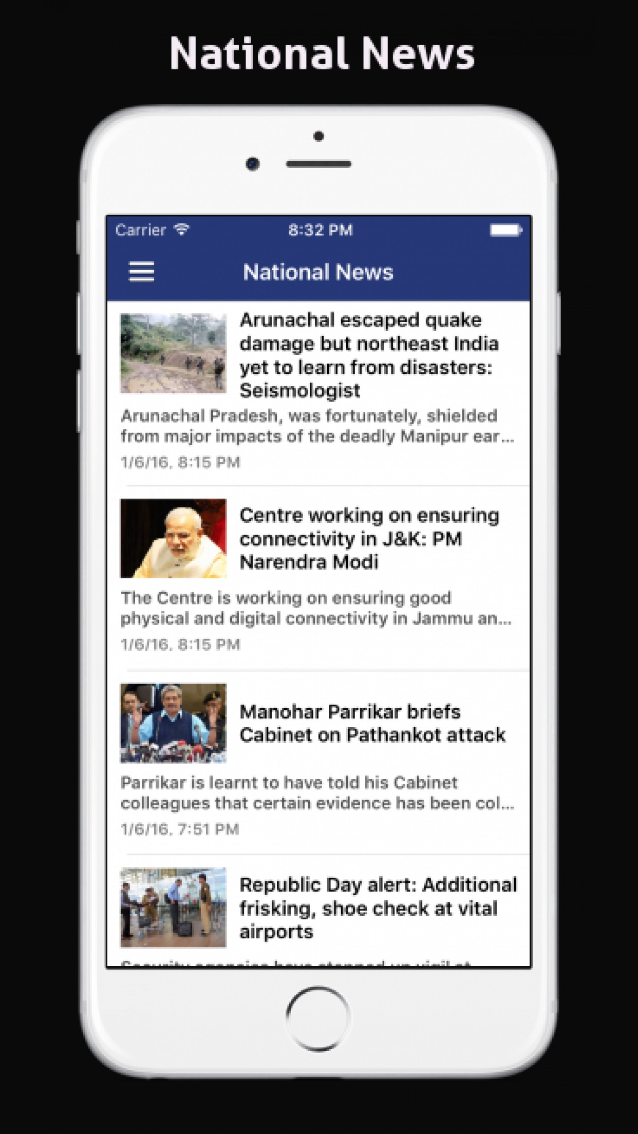 ABP News Live Updates Screenshot