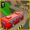 Uphill Bus Driving Adventure